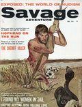 Savage Adventure (1960-1961 Matclif Publications) Vol. 1 #2