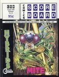 Comics Scoreboard (1990 Heroes World) Magazine 34