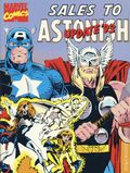 Sales to Astonish Update 93 SC (1993 Marvel) Vol. 1 #1