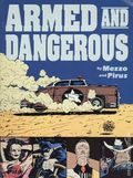 Armed and Dangerous SC (1995 Kitchen Sink Press) 1-1ST