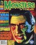Famous Monsters of Filmland (1958) Magazine 239