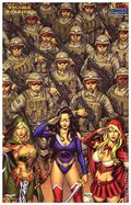 Grimm Fairy Tales Presents Wounded Warriors Special (2013 Zenescope Entertainment) 1ILIKECOMICS
