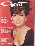 Gent (1956-2011 Dugent Publishing) Magazine Vol. 8 #8
