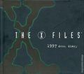 X-Files Desk Diary HC (1996-1999 Harper Entertainment) 1997-1ST