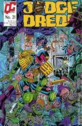 Judge Dredd (1986 Quality) 21UK