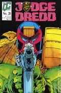 Judge Dredd (1986 Quality) 20UK