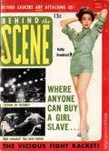 Behind the Scene (1954-1957 J.B. Publishing) Magazine Vol. 1 #1