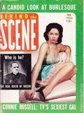 Behind the Scene (1954-1957 J.B. Publishing) Magazine Vol. 1 #3