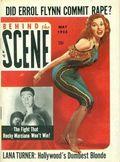 Behind the Scene (1954-1957 J.B. Publishing) Magazine Vol. 1 #6