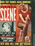 Behind the Scene (1954-1957 J.B. Publishing) Magazine Vol. 1 #7