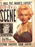 Behind the Scene (1954-1957 J.B. Publishing) Magazine Vol. 1 #8