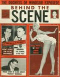 Behind the Scene (1954-1957 J.B. Publishing) Magazine Vol. 1 #12