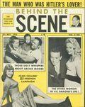 Behind the Scene (1954-1957 J.B. Publishing) Magazine Vol. 3 #1