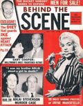Behind the Scene (1954-1957 J.B. Publishing) Magazine Vol. 3 #2