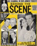 Behind the Scene (1954-1957 J.B. Publishing) Magazine Vol. 3 #5