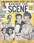 Behind the Scene (1954-1957 J.B. Publishing) Magazine Vol. 4 #1