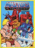Masters of the Universe Annual HC (1983-1988) 1989-1ST