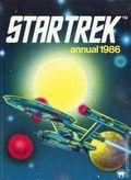 Star Trek Annual HC (1969-1992 World Distributors) 1986