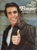 Official Fonzie Scrapbook SC (1976 Grosset & Dunlap) 1-1ST