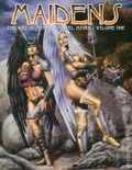 Maidens: The Art of Monte Michael Moore SC (1999-2002 SQP) 1-1ST