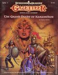 Dungeons and Dragons Gazetteer Official Game Accessory SC (1987-1989 TSR) GAZ01