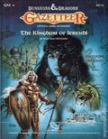 Dungeons and Dragons Gazetteer Official Game Accessory SC (1987-1989 TSR) GAZ04