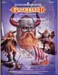 Dungeons and Dragons Gazetteer Official Game Accessory SC (1987-1989 TSR) GAZ07