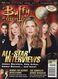 Buffy the Vampire Slayer Magazine Official Yearbook (1999 Titan) 2002A