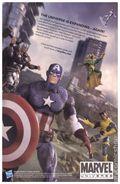 Captain America (1968 1st Series) Annual 8HASBRO