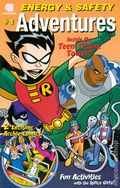Energy and Safety Adventures (2005 DC/Con Edison) Teen Titans 1A