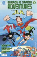 Energy and Safety Adventures with the JLA (2008 DC/ConEdison) 1B
