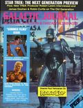 Galactic Journal (1986 Altman Publications) The Science Fiction & Fantasy Alternative 24