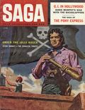 Saga Magazine (1950 2nd Series) Vol. 14 #3