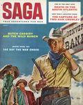 Saga Magazine (1950 2nd Series) Vol. 14 #6