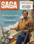 Saga Magazine (1950 2nd Series) Vol. 15 #2