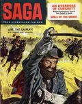 Saga Magazine (1950 2nd Series) Vol. 14 #1