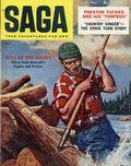 Saga Magazine (1950 2nd Series) Vol. 14 #2