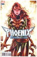Phoenix Resurrection The Return of Jean Grey (2017 Marvel) 1BROOKS.A