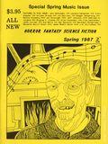 2 AM Magazine (1987 2AM Publications) Fanzine Vol. 1 #3