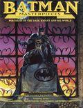 Batman Masterpieces: Portraits of the Dark Knight and his World HC (1998 Watson-Guptill) 1-1ST