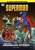 DC Super Heroes Adventures: Superman and the Apokolips Attack SC (2020 Stone Arch Books) 1-1ST