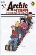 Archie and Friends Winter Wonderland (2020 Archie) 1