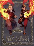 Avatar The Last Airbender Legacy of the Fire Nation HC (2020 Insight Editions) 1-1ST