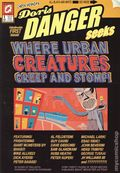Doris Danger Seeks Where Urban Creatures Creep and Stomp GN (2007 Salt Peter Press) 1-REP