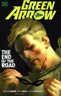 Green Arrow TPB (2017-2020 DC Universe Rebirth) 8-1ST