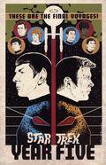 Star Trek Year Five TPB (2020 IDW) 1-1ST