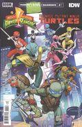 Power Rangers Teenage Mutant Ninja Turtles (2019 Boom) 1J