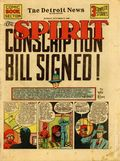 Spirit Weekly Newspaper Comic (1940-1952) Oct 27 1940