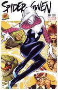 Spider-Gwen (2015 2nd Series) 1DF