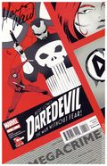 Daredevil (2011 3rd Series) 11A.DF.SIGNED